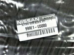 Image is loading Genuine-OEM-Nissan-999E1-U5000-All-Weather-Rubber-