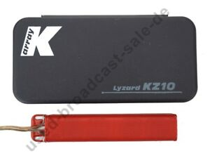 K-Array-Lyzard-KZ-10X-Miniaturlautsprecher-Farbe-Rot