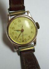 Antique Vintage CIMIER DE LUXE Antimagnetic Watch - as is