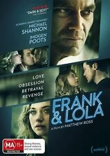 Frank & Lola NEW R4 DVD