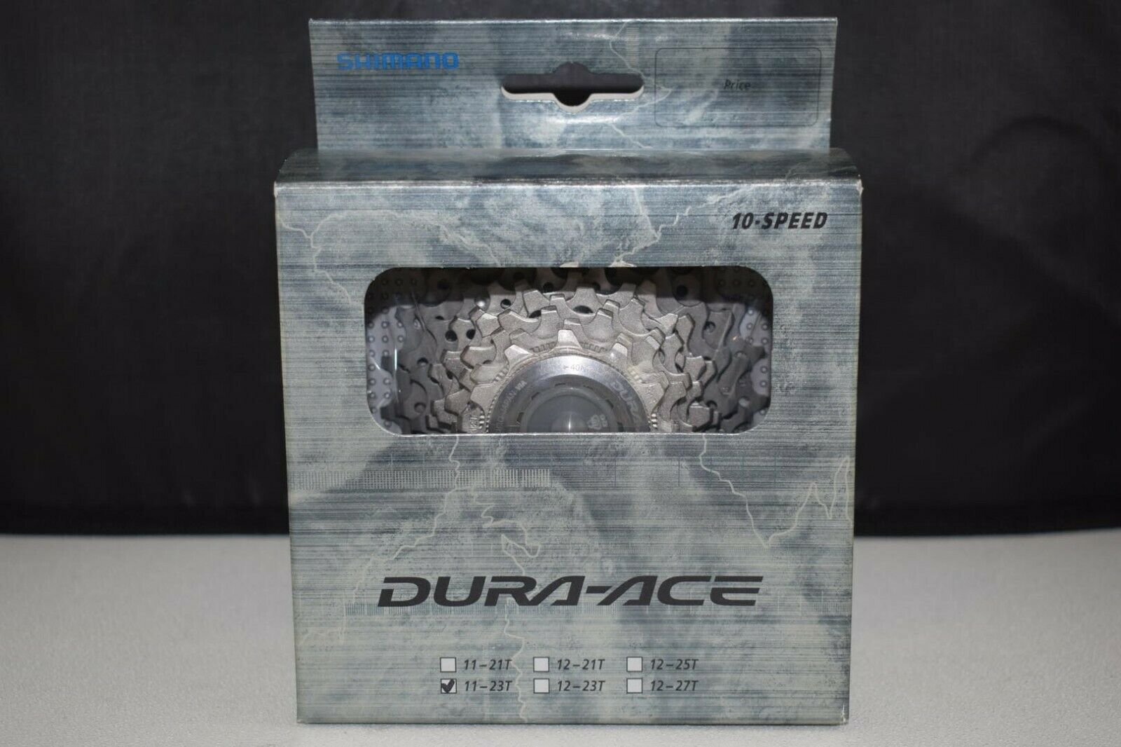 Shimano Dura  Ace Cassette CS-7800 10 Speed 12-23 teeth New  sale with high discount