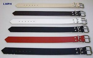 Lederriemen-schwarz-4-0-x-60-0-cm-mit-Rollschnalle-bestens-Leder-Fixriemen-LWPH
