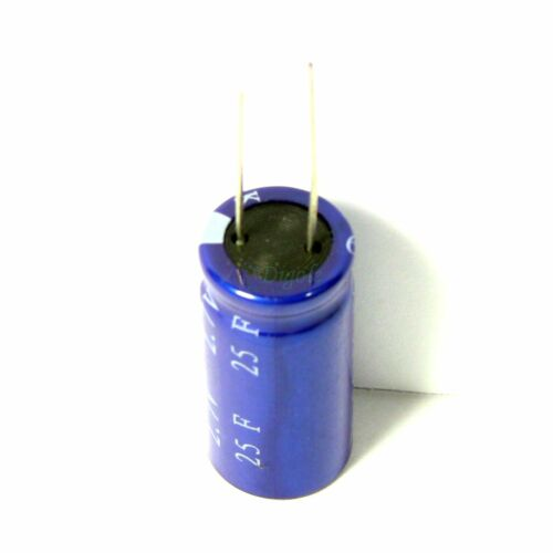 1Pc 2.5V 25F Farad Electric Double Layer Capacitor Super//Ultra Capacitor