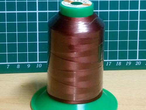 Embroidery Machine Bobbin Thread 5000m 16 - Colours Tytan