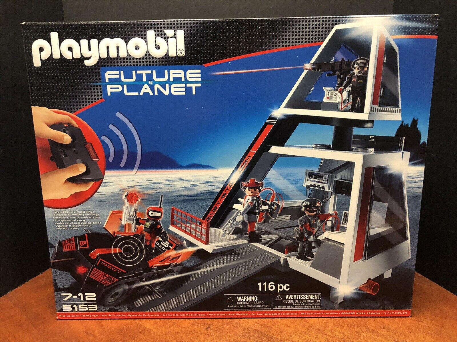 Playmobil Future Planet 5153 Dela0867