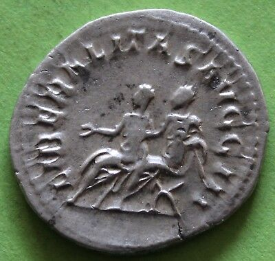 Orderly Philippe Ii 247-249 Antoninianus Roman
