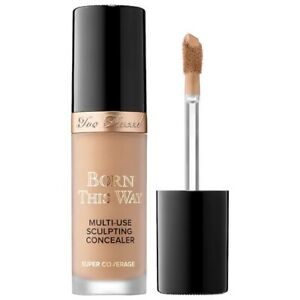 Too Faced Born This Way Super Coverage Multi-Use Concealer choose your shade NEW