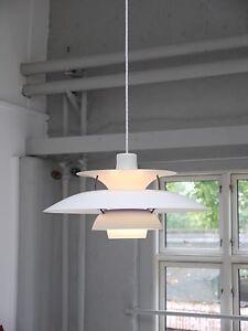 Louis-poulsen-pH-5-Danish-Modern-design-lamp-Dinamarca-vintage-70er-Denmark