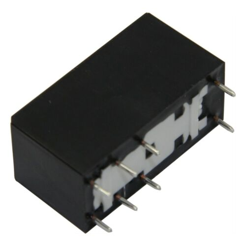 elektromagnetisch DPDT USpule G2RL-2 5VDC Relais 5VDC 8A//250VAC Mini OMRON OC