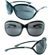 Tom Ford Sunglasses Sonnenbrille Modell Jennifer TF8 B5 DunkelgrauSchwarz