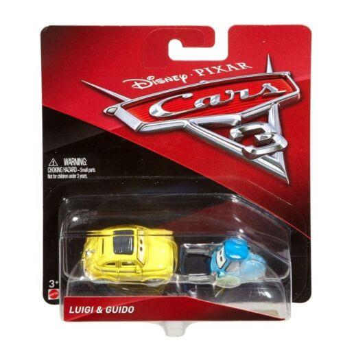 Disney Pixar Cars 1:55 escala Diecast Vehículo elija su favorito *