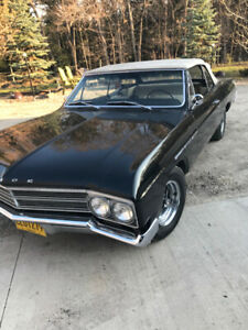 1966 Buick Special convertible for sale