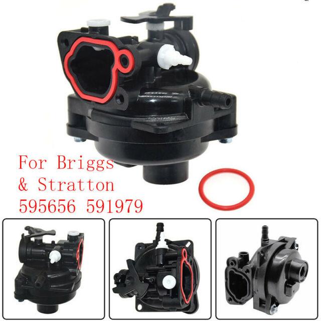 Carb Carburettor Kit For Briggs  U0026 Stratton 595656 125cc 300e 450e Series Mower