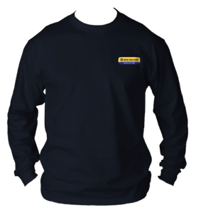 New Holland Navy Sweatshirt NHA1063