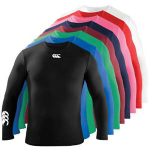 Canterbury Cold Long Sleeve Womens Baselayer Top Various Colours /& Sizes