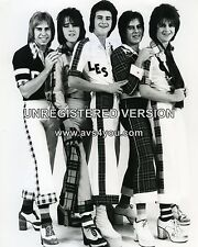 """Bay City Rollers 10"""" x 8"""" Photograph no 13"""