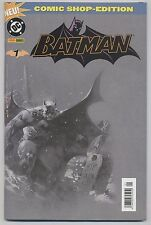 BATMAN 2. Serie  # 1 COMIC SHOP VARIANT - JIM LEE - 800 Ex - PANINI 2005 - TOP