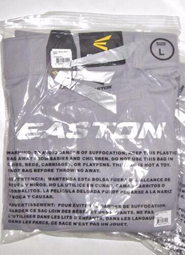 EASTON RIVAL BASEBALL PANTS MENS GREY
