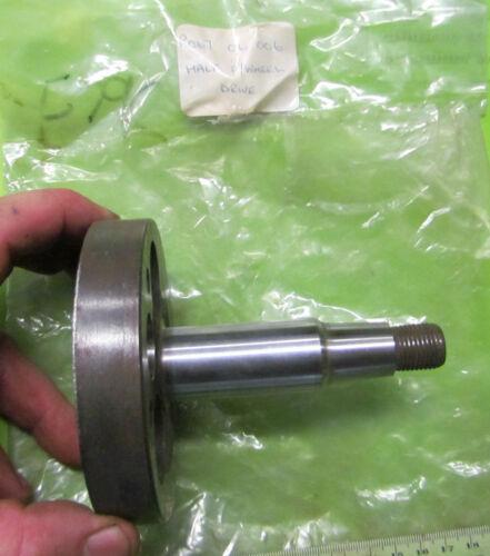 Rickman Montesa NOS 53M 63M MX 250 Driver side Crank shaft half p//n R067 06 006