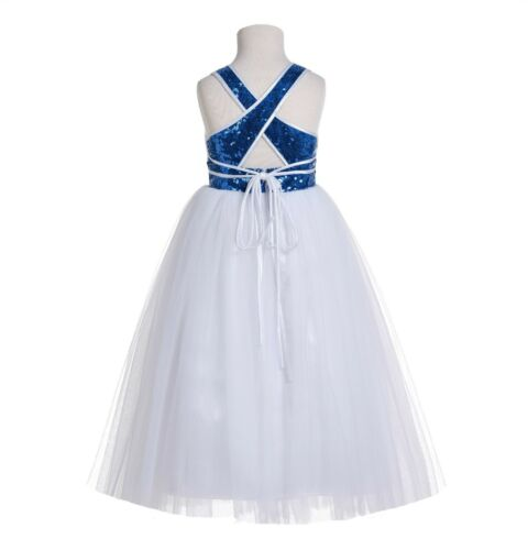 Cross Straps A-Line Flower Girl Dresses Pageant Dresses Special Occasion Dresses