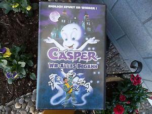 Casper, wie alles begann, Steve Guttenberg, Brendon Ryan, VHS, gut - Schmitten, Deutschland - Casper, wie alles begann, Steve Guttenberg, Brendon Ryan, VHS, gut - Schmitten, Deutschland