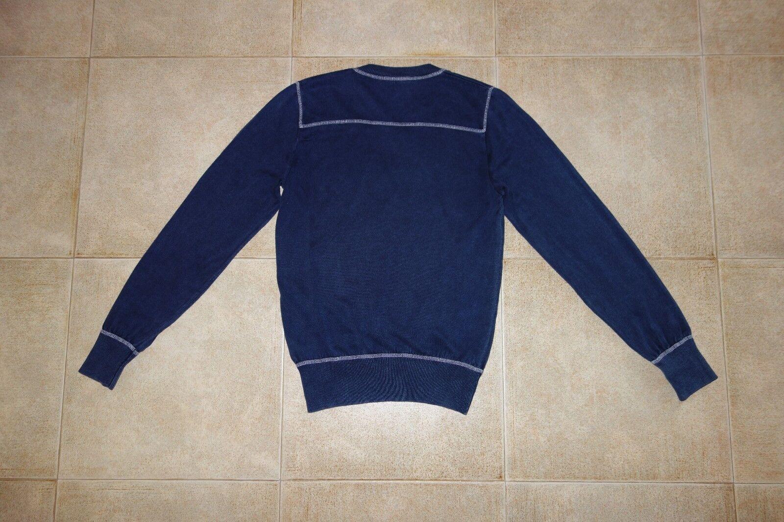 Dsquarosso² Run. CHIP CHIP CHIP CHIP Felpa Maglione Sweater M SS/04 71YM053 MadeInItaly 96ed4b
