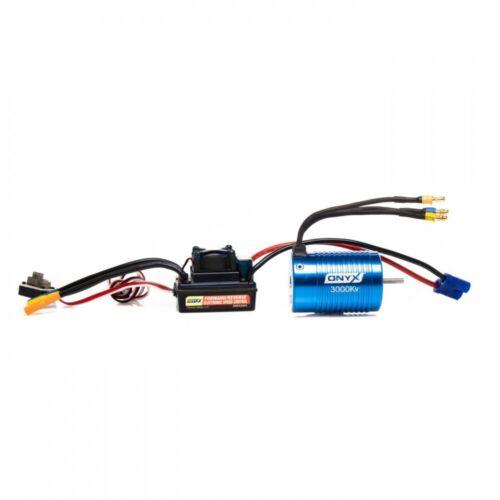 ONYX 1//10 4P 3000Kv ESC//Mot Combo ONXS0500