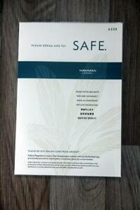 HAWAIIAN-AIRLINES-AIRBUS-A330-SAFETY-CARD