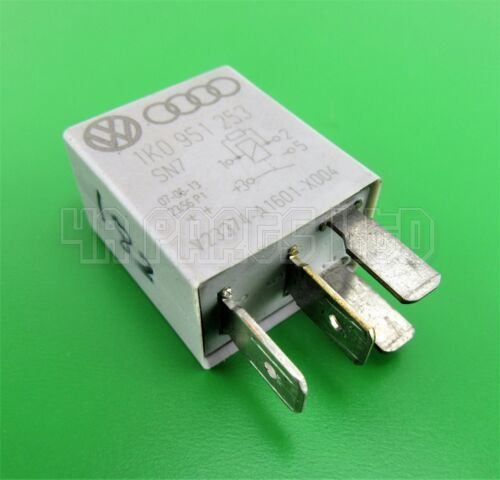 Audi VW Seat Skoda Multi-Use Silver Relay No 449 1K0951253 0332011100