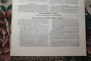 1889 Bauverwaltung 19/prévention Des Accidents Exposition Berlin/rome Palais De Justice-g Ausstellung Berlin / Rom Justizpalast Fr-fr Afficher Le Titre D'origine Confortable Et Facile à Porter