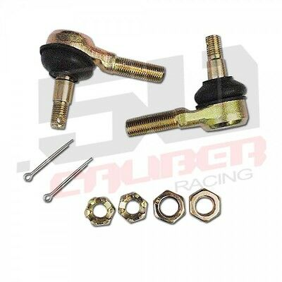 Tie Rod End Kit for Yamaha Raptor 660 YFM660 YFM660R ATV Joint Ball U-joint