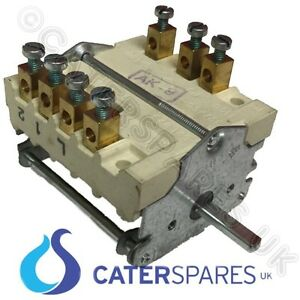 EGO-43-24232-000-SELECTOR-SWITCH-4-POSITIONS-ROTARY-OPERATION-SWITCH-4324232000