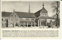 Ansichtskarte Die Zisterzienser-Abtei in Maulbronn - Stromberg - schwarz/weiß