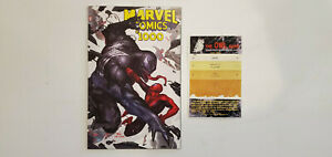 Marvel-Comics-1000-INHYUK-LEE-Variant-VENOM-vs-SPIDERMAN-Cover-NM-M
