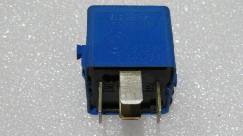 Relais 61368364581 SIEMENS V23134-K59-X313 BLUE BMW 3er 5er E46 E39