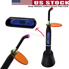 Usa Dental 5w Wireless Cordless Led Curing Light Lamp 2000mw Usps To Us Ce