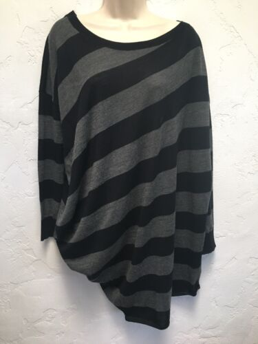 Allsaints Spitalfields Dita Stripe Jumper Sweater