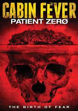 Cabin Fever: Patient Zero (DVD, 2014, Canadian)