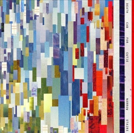 1 of 1 - Narrow Stairs by Death Cab for Cutie (CD, May-2008, Atlantic (Label))