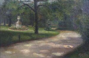 Olga-VION-1870-Ol-auf-Leinwand-Nievre-Heiliger-Benin-von-azy-Amognes