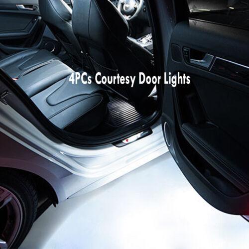 16Pc 6000k White Interior LED Light Bulb Kit Package for 2005-2006 Toyota Tundra