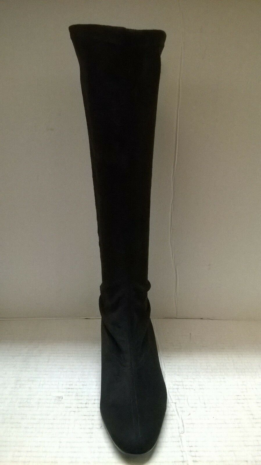 MUNRO Donna ANN TALL DRESSY STRETCHY BOOT BLACK SIZE 6.5M, IN MADE IN 6.5M,  U.S.A. 2de376