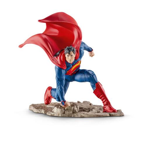 """22505-/""""Superman kniend/""""-Schleich-DC-NEU in OVP-mint in Box!!"""