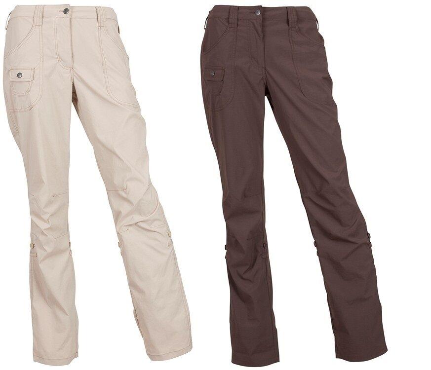 Funktions pantalones señora  Life-line Cascade  stretch, remangarse, wanderhose PVP a partir de 79