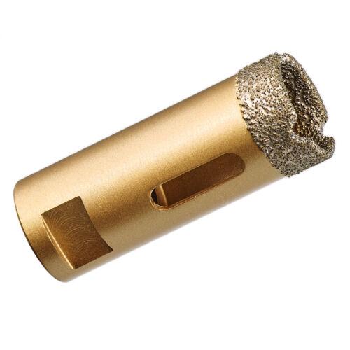 M14 Diamantbohrkrone Fliesenbohrer Diamantbohrer 6-120 mm für Winkelschleifer