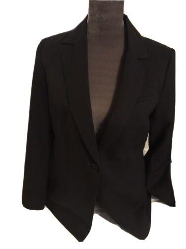 PENDLETON Women's Black Blazer Size 10
