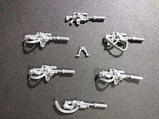 Warhammer 40k Space Marines Scout Sniper Sniper Rifles Bits