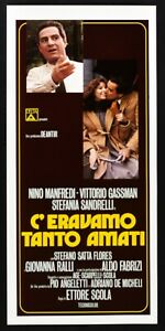 Plakat C'Eravamo Viel Autoren Ettore Schule Manfredi Gassman S Film N44