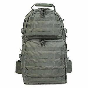 13df6bffde16 Details about Voodoo Tactical 15-817104000 OD Green New Enhanced Military  3-Day Assault Pack