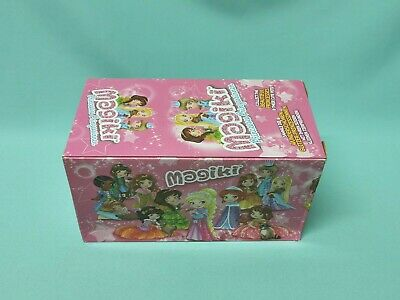 Deagostini Magiki Prinzessinnen Princess 1 Display 16 Tüten
